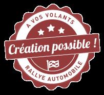 Création rallye possible