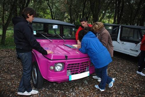 Rallye à Paris 1