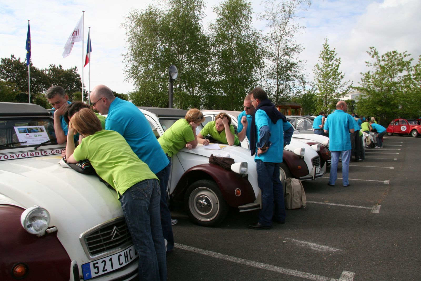 Rallye à Paris 3