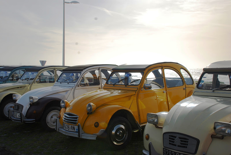Rallye à Paris 2